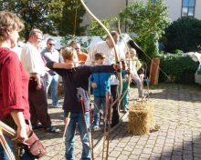 12. historischer Dorfmarkt in Oberacker